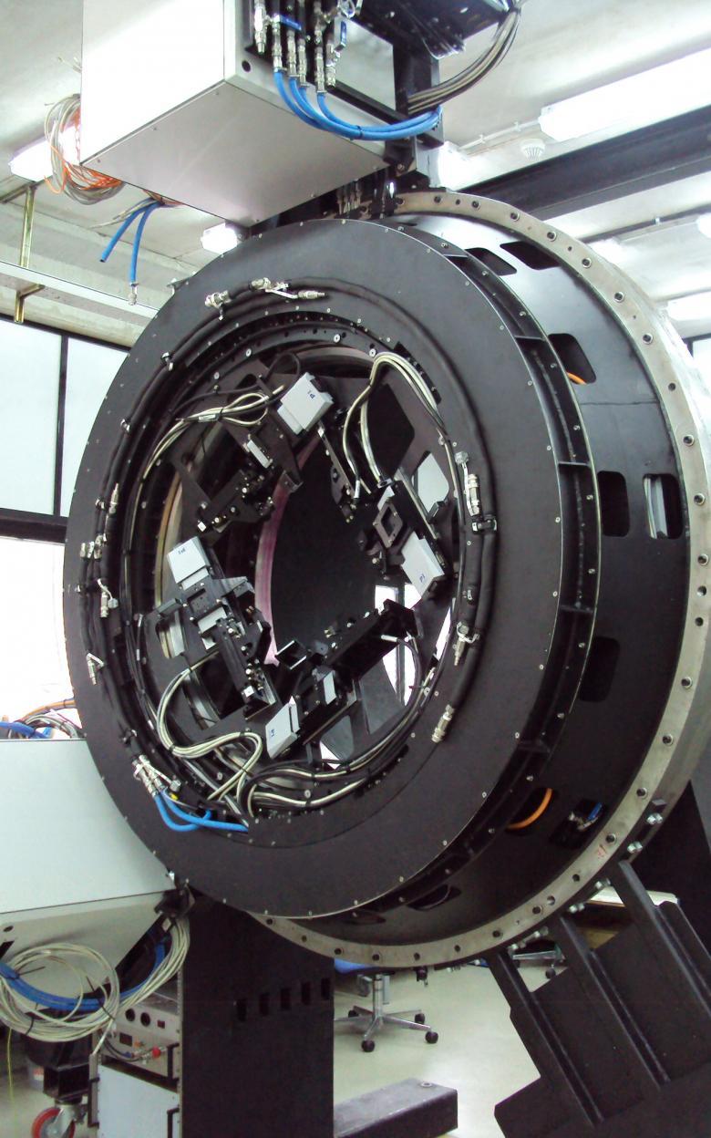 VLT Unidad principal de GRAAL