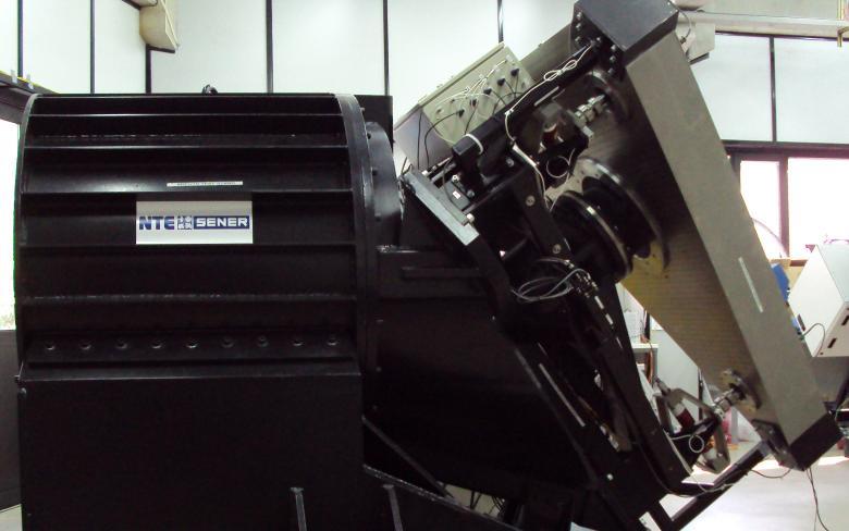 ELT Unidad de estabilización de campo del quinto espejo (M5FU)