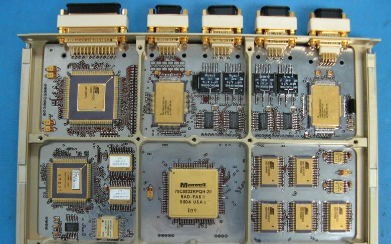 Unidad de gestión de datos de LISA Pathfinder
