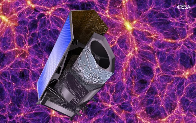 Sonda espacial científica EUCLID