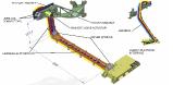 Mecanismo de liberación umbilical para la misión ExoMars 2020