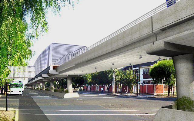Metro de Santiago de Chile - línea 5 Maipú