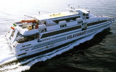 Ferry catamarán 'Maria Celeste Lauro'