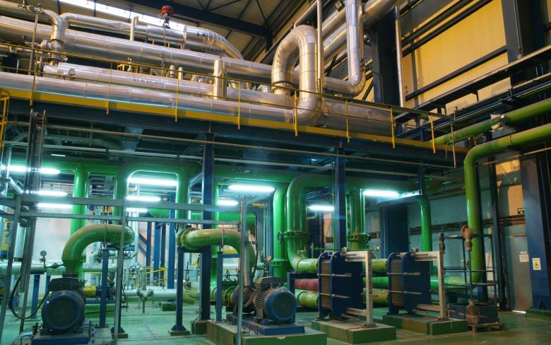 Planta de valorización de RSU Zabalgarbi