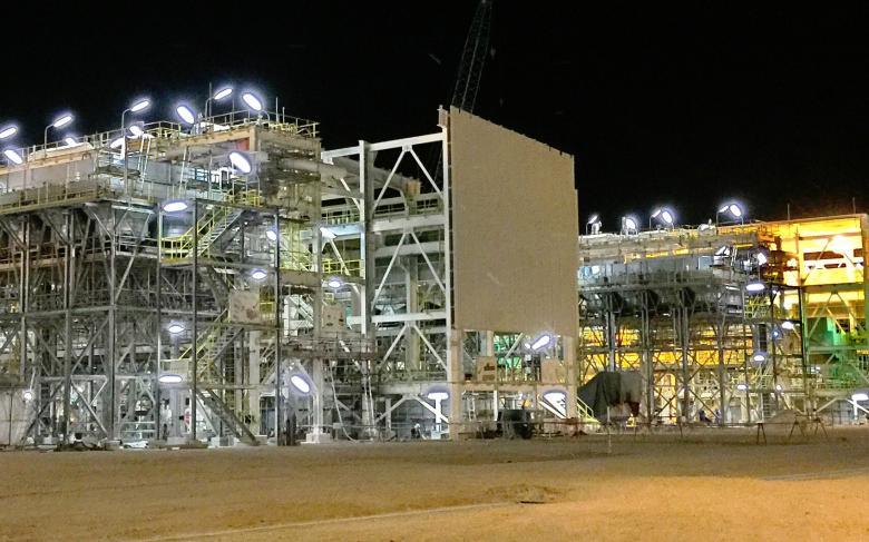 Sistema maximización de condensado en Omán