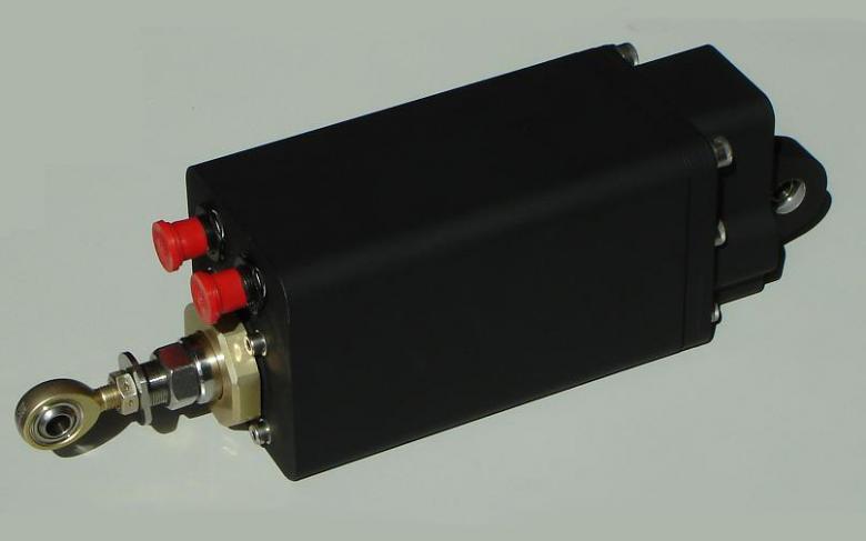 MicroEMA. Actuador microelectromecánico para aplicaciones aeronáuticas