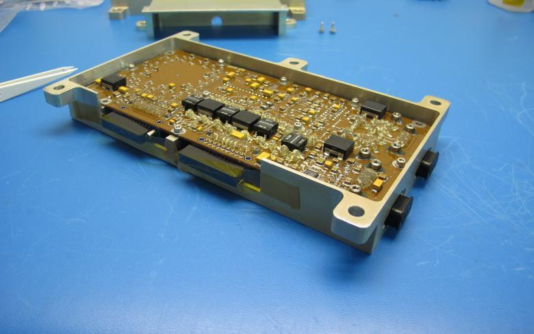 Flip Mirror Subsystem para Sentinel-3