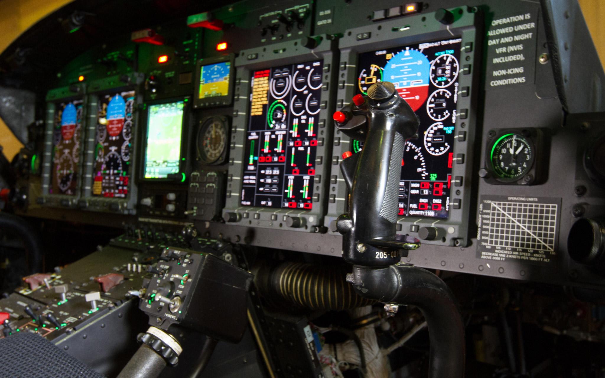 Programa de modernización de los helicópteros AB-212 de la Armada española