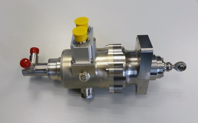E-SEMA (actuador electromecánico inteligente)
