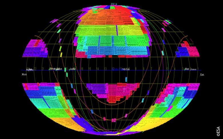 Cielo cubierto por Euclid