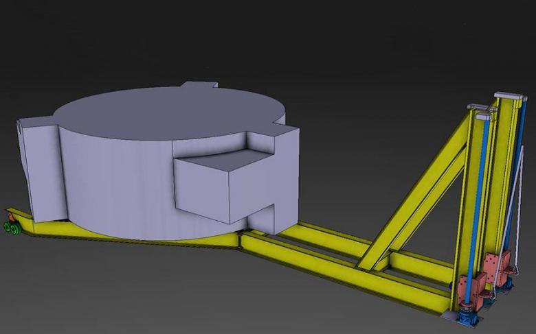 M2 crane tool