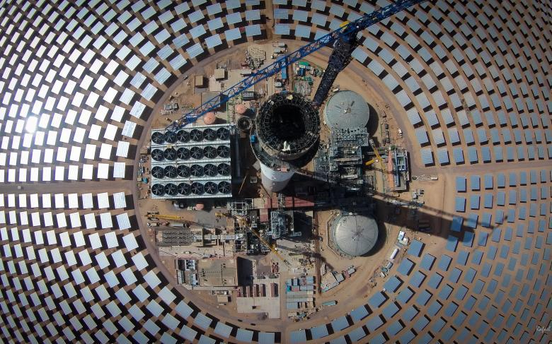 Vídeo NOORo complejo solar