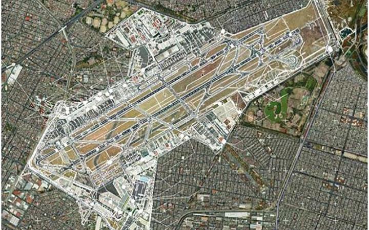 Plan Maestro de desarrollo del Aeropuerto Internacional de México