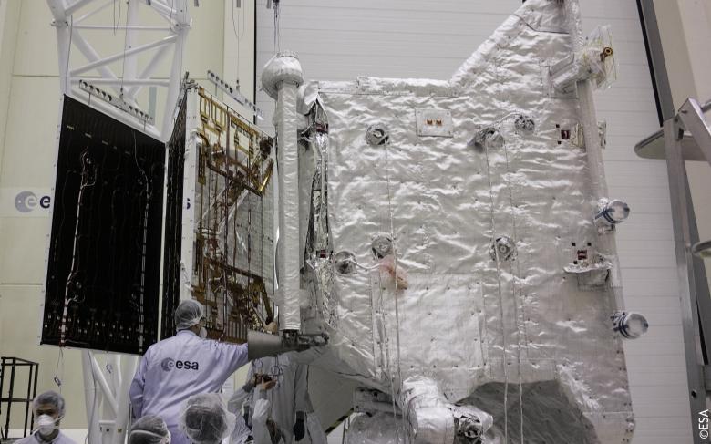 Test en la ESA