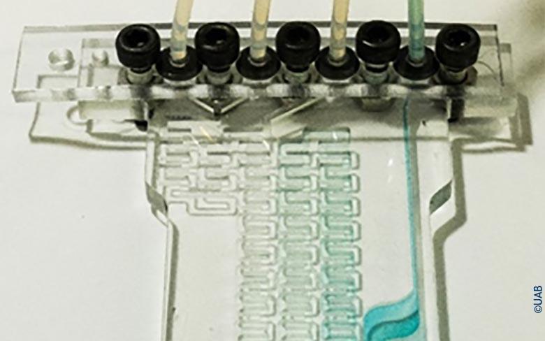 On-line Ammonium Analyzer (OLAA)