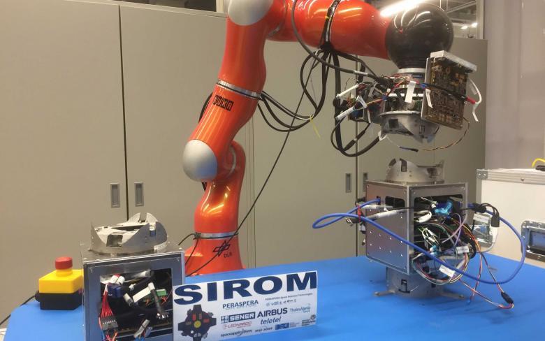 Interfaz estándar para la manipulación robótica (SIROM)