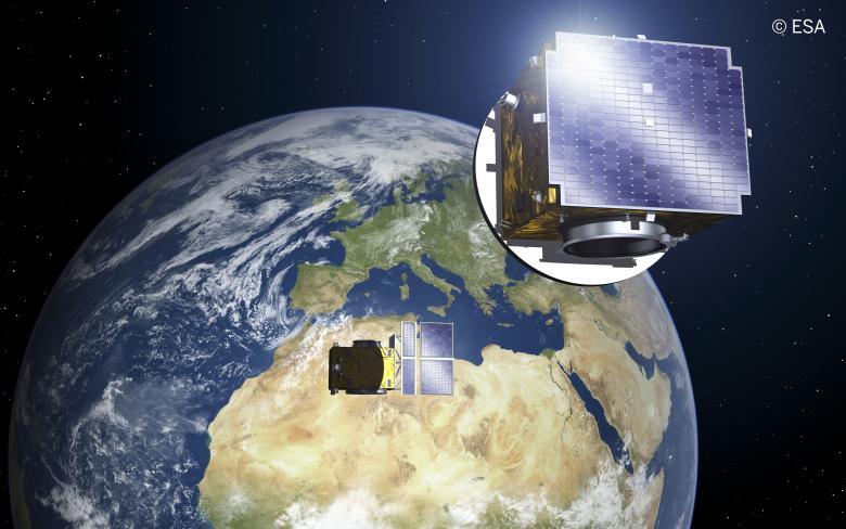 PROBA-3. Misión de vuelo en formación