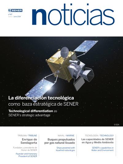 Revista SENER Noticias nº 47 - Junio 2014