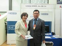 SENER participa en la 2ª Feria del Empleo de la ingeniería Civil del Colegio de Ingenieros Civiles de México