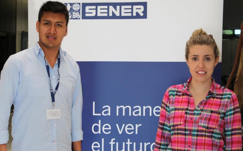 La Fundación SENER otorga becas de estudios en Europa a tres estudiantes mexicanos