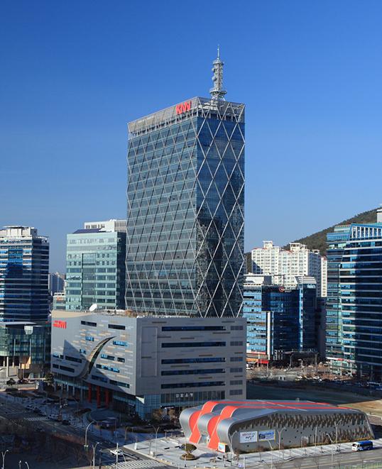 Apertura de oficina en Busan (Corea del Sur)