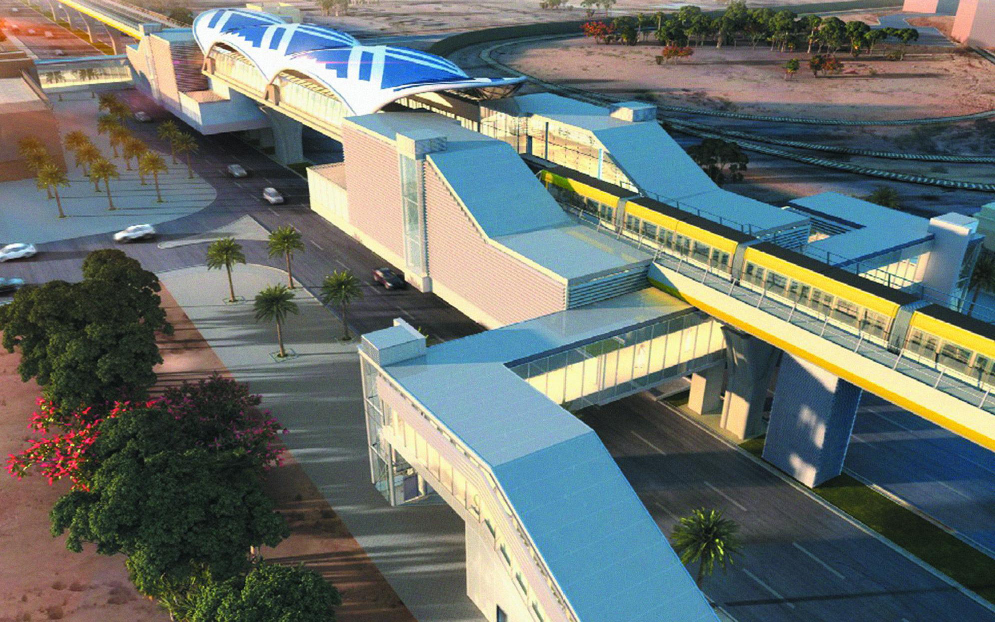 Red de Metro de Riad