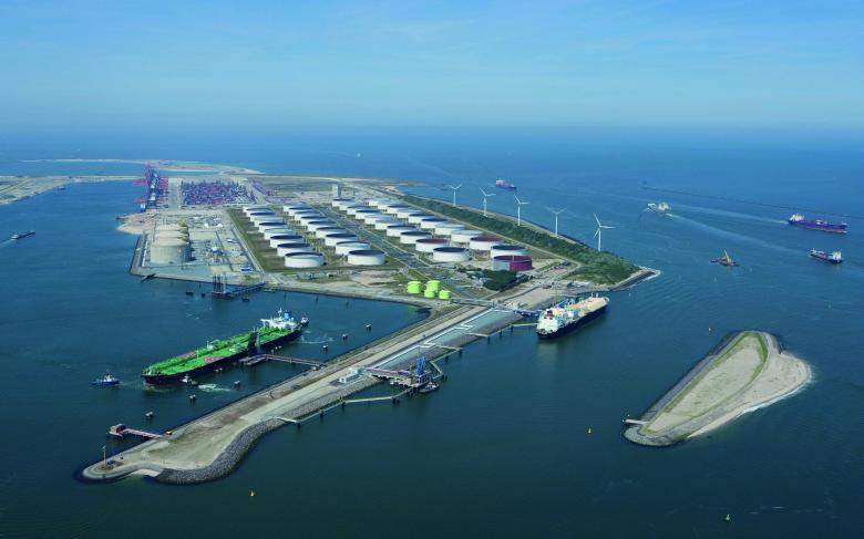 Terminal de GNL Gate Terminal, Holanda