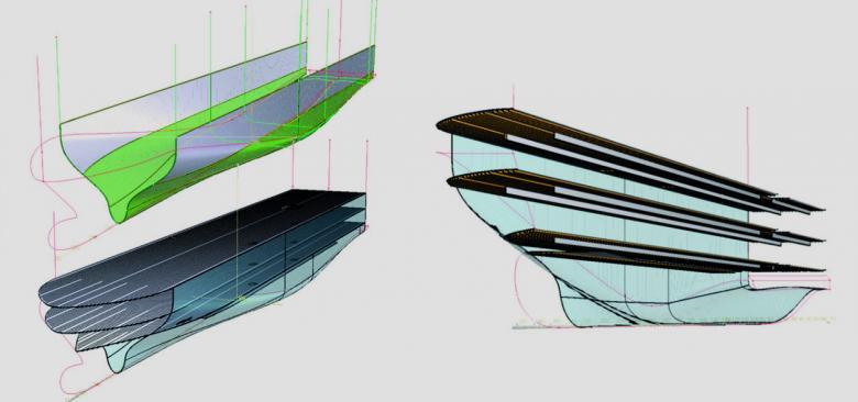 SENER Subsistema FORAN Diseño Básico estructura casco cubiertas