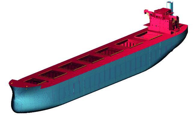 SENER Subsistema FORAN Diseño Básico exportación FEM