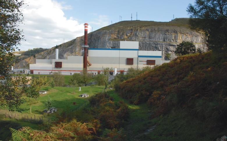 Planta de valorización de Residuos Sólidos Urbanos (RSU), Zabalgarbi.