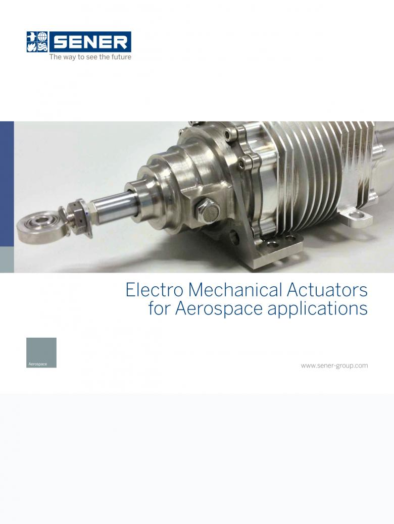 Electro Mechanical Actuators for Aerospace applications