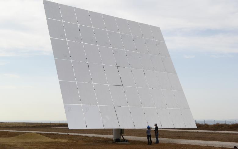 Central d'énergie solaire Noor Ouarzazate III
