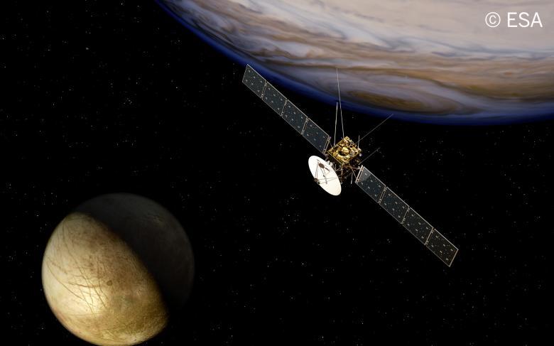 Misión a Júpiter, JUICE