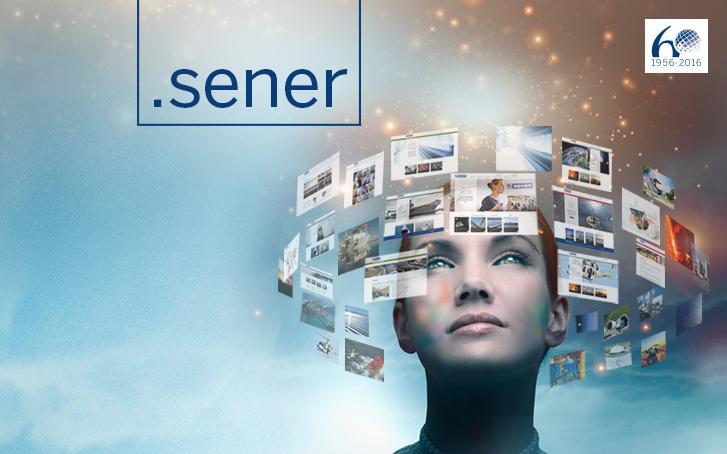 SENER estrena dominio de primer nivel de marca en su nueva web