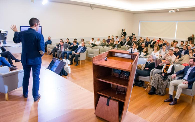Conferencia Gaia: Tres años estudiando la Galaxia