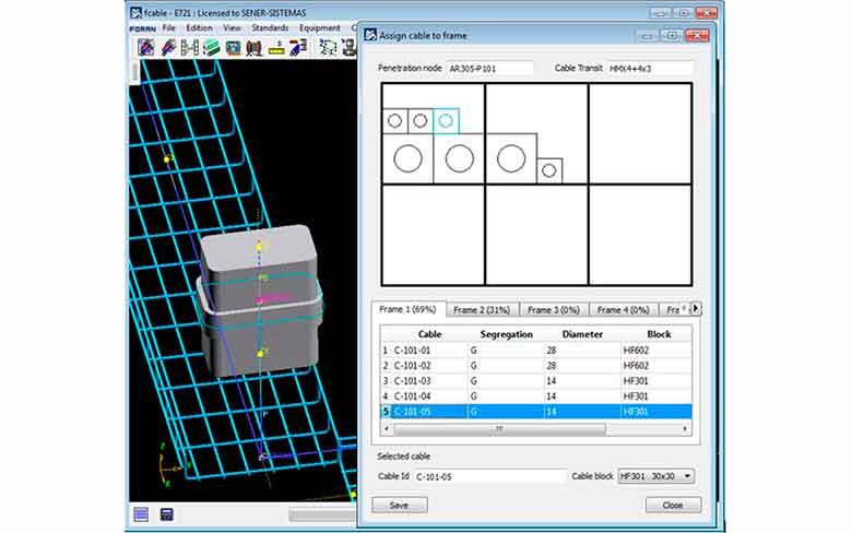 Nuevas capacidades del Subsistema Eléctrico de FORAN en las versiones V80R1.0 y V80R2.0
