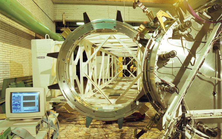 Le laboratoire européen Columbus, projet auquel a participé SENER, fête ses dix ans dans l'espace