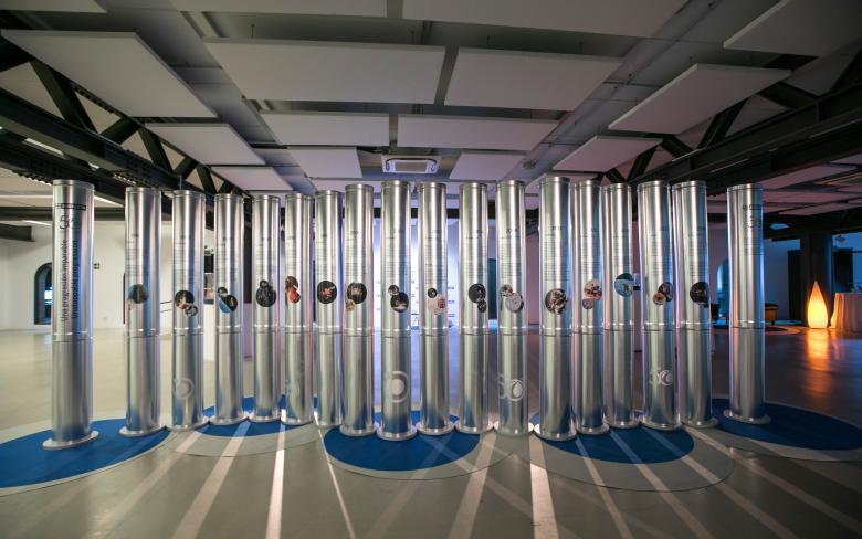Acto de celebración del 50 aniversario de SENER en Espacio