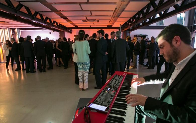 Celebración del 50 aniversario SENER en Espacio Bilbao