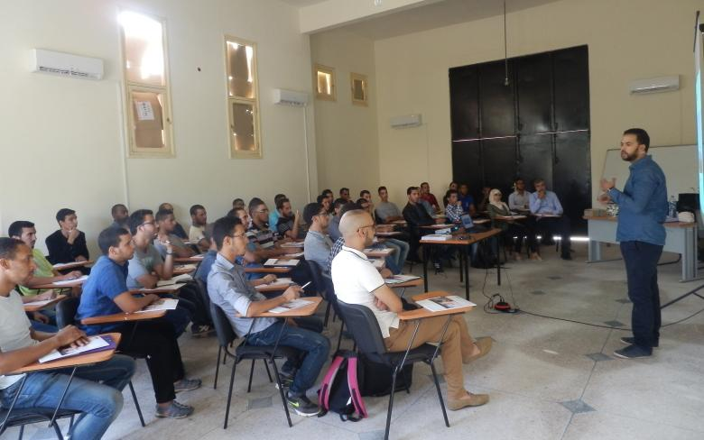 Formation du futur personnel des centrales Noor Ouarzazate II