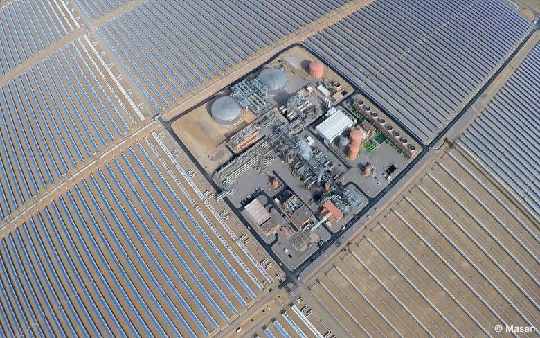 Complémentarité entre énergies thermo solaire et photovoltaïque, une réalité possible, gérable et économique