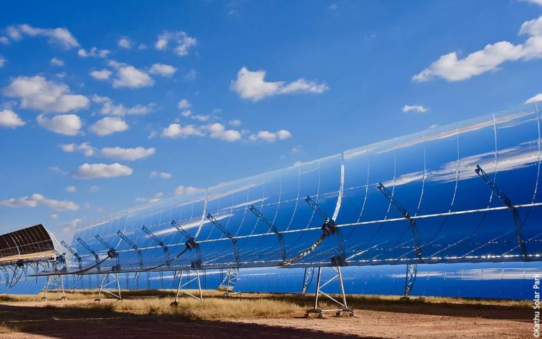 SENER's role in Kathu solar park as a technologist