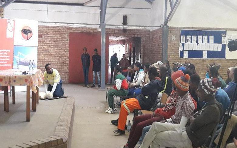 SENER's social and economic commitment to the local community of Kathu