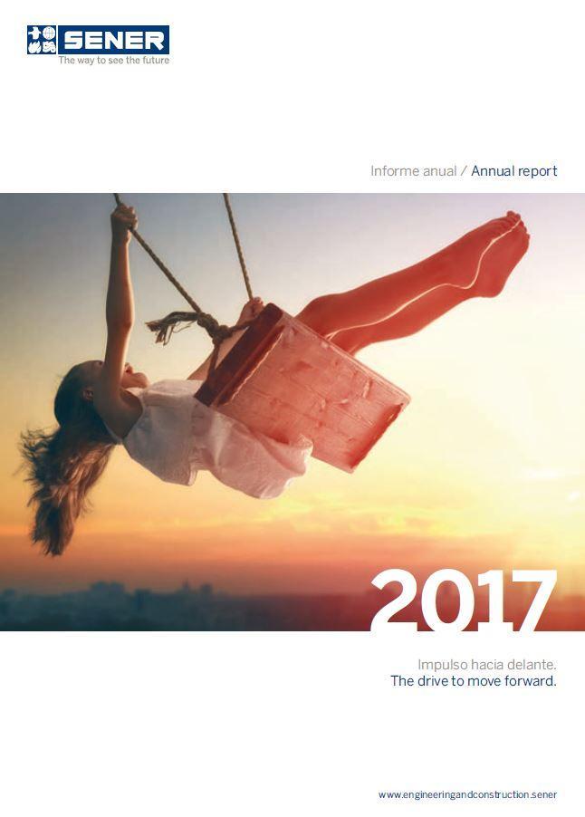 informe anual del año 2017