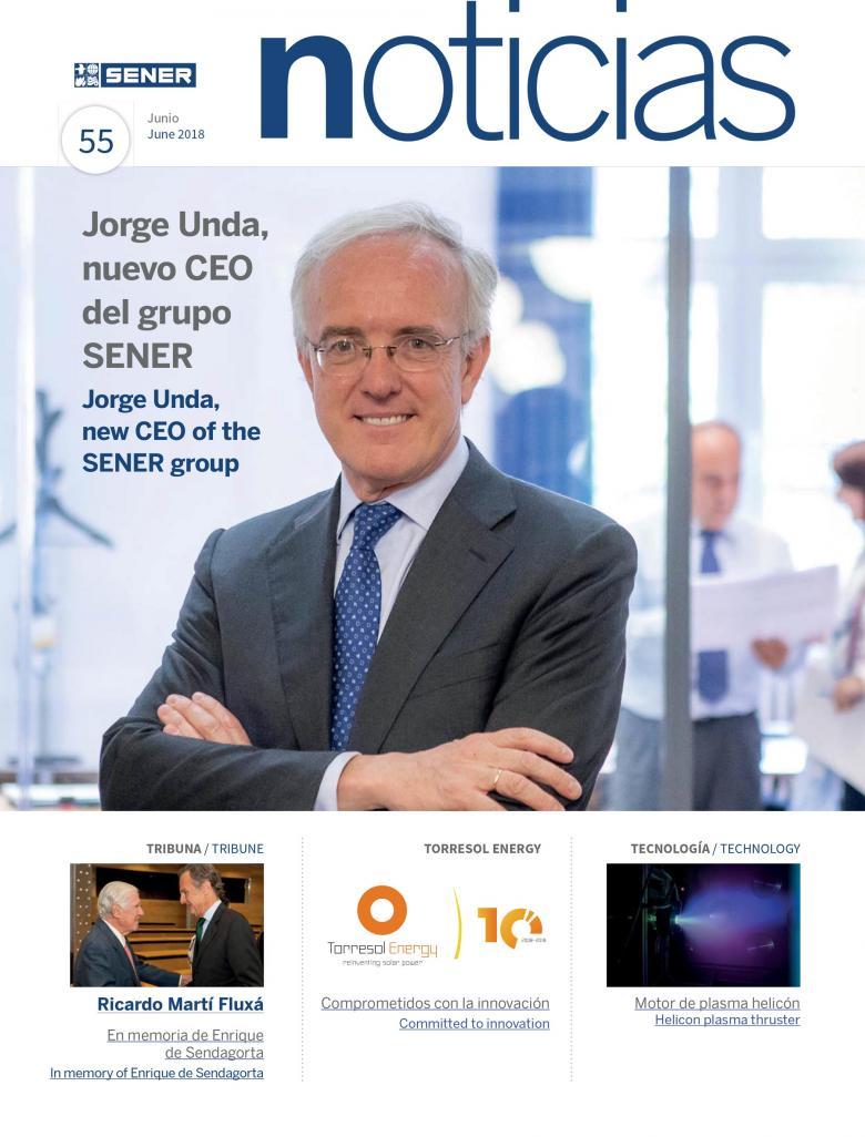 Revista SENER Noticias 55