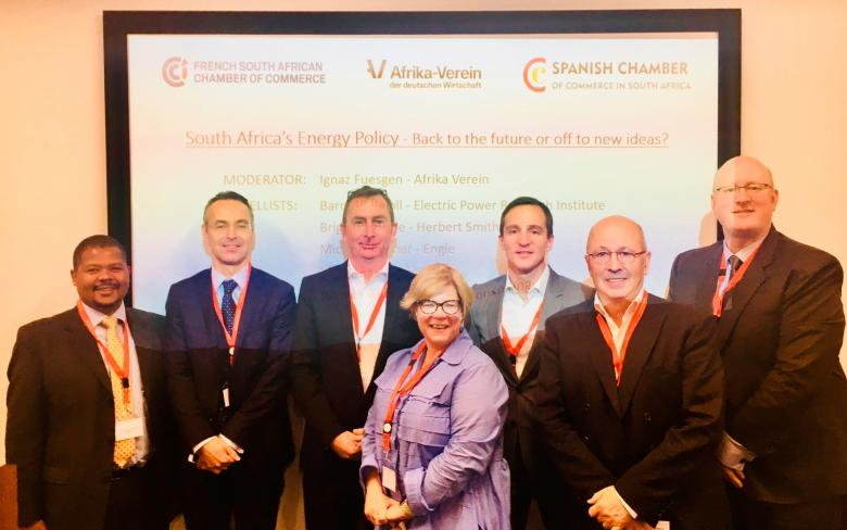 Energy discussion must be resolved soonest to spur economic transformation – Dr Yves Guenon