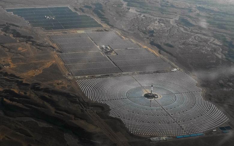 NOORo solaire complexe