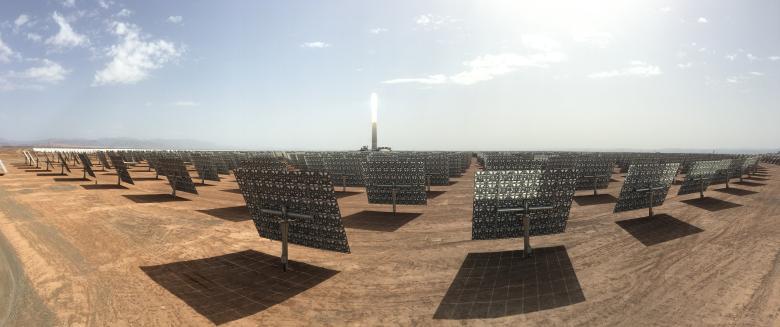 El salto tecnológico de Noor Ouarzazate III
