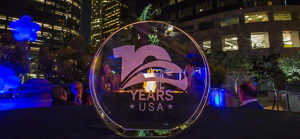 SENER celebra su décimo aniversario en Estados Unidos