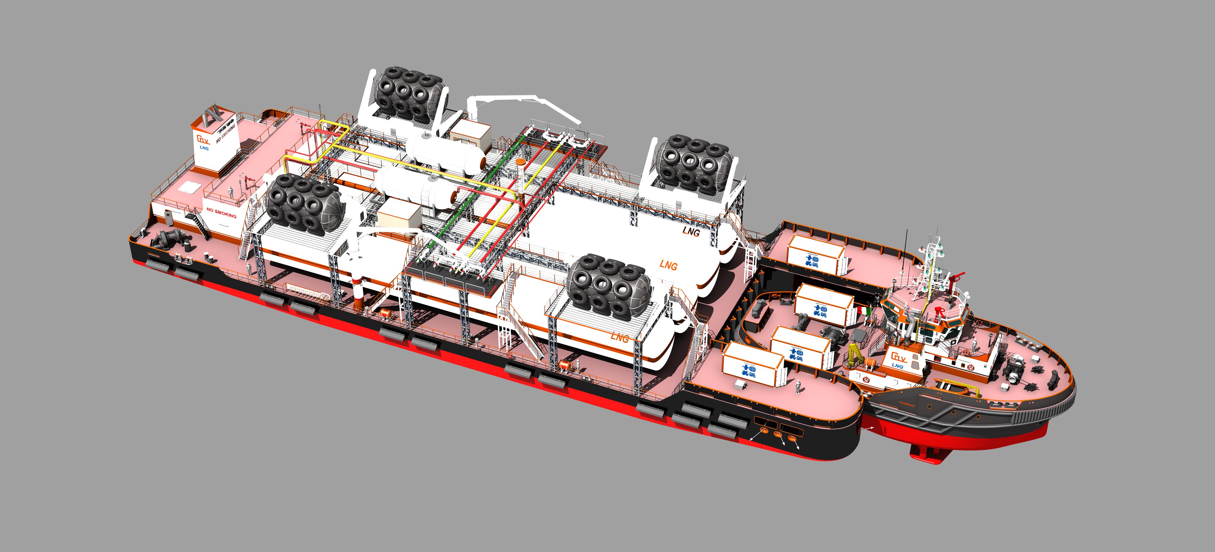 Semi Ballastable Barge Transporter (SBBT)